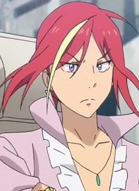 Roman VALOV is a character of anime »Comet Lucifer«.