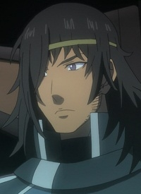 Gus STEWART is a character of anime »Comet Lucifer«.