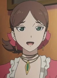 Elene HALVUASHI is a character of anime »Comet Lucifer«.