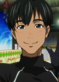 Pichit CHULANONT is a character of anime »Yuri!!! on Ice«.