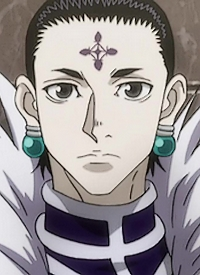 Chrollo LUCIFER is a character of anime »Hunter x Hunter (2011)« and of manga »Hunter X Hunter«.