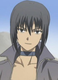 Alphard AL SHUA is a character of anime »Canaan« and of manga »Canaan«.
