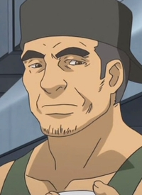 Leonard BAKER is a character of anime »Last Exile: Gin'yoku no Fam« and of manga »Last Exile: Ginyoku no Fam«.