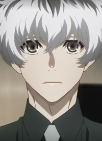 """""""Haise SASAKI"""" is a character of anime """"Tokyo Ghoul :re"""" and of manga """"Tokyo Ghoul :re""""."""