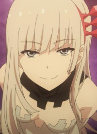 Nanashi is a character of anime »Lostorage Incited Wixoss«.