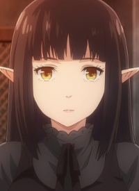 Kuro is a character of anime »Isekai Shokudou« and of manga »Isekai Shokudou«.