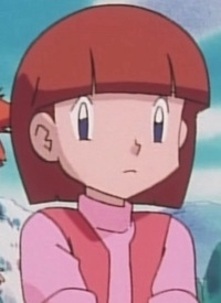 Karen is a character of anime »Pocket Monsters«.