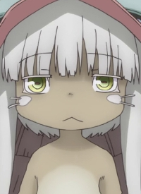 Nanachi is a character of anime »Gekijouban Made in Abyss: Fukaki Tamashii no Reimei« and of manga »Made in Abyss«.