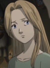 Anna LIEBERT is a character of anime »Monster« and of manga »Monster«.