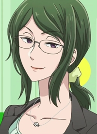 Hanako KOYANAGI is a character of anime »Otaku ni Koi wa Muzukashii: Youth« and of manga »Otaku ni Koi wa Muzukashii«.