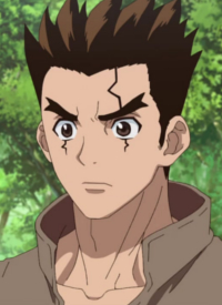 Taiju OOKI is a character of anime »Dr. Stone« and of manga »Dr. Stone«.