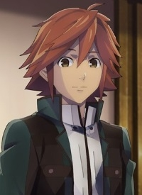 Kouta FUJIKI is a character of anime »God Eater« and of manga »God Eater: The Spiral Fate«.