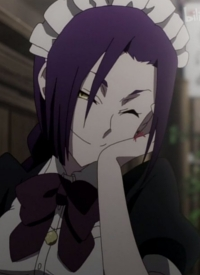 Magane CHIKUJOUIN is a character of anime »Re:Creators« and of manga »Re:Creators - One More!«.