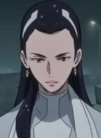 Yukiko SHIRATO is a character of anime »Megalo Box« and of manga »Megalobox: Shukumei no Souken«.