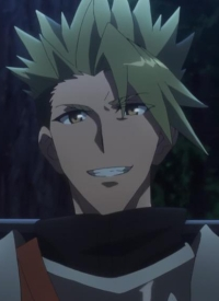 Achilles is a character of anime »Fate/Apocrypha« and of manga »Type-Moon Gakuen: Chibichuki!«.