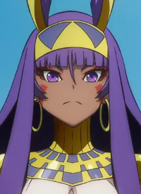 Nitocris is a character of anime »Fate/Grand Order TV-CM«.
