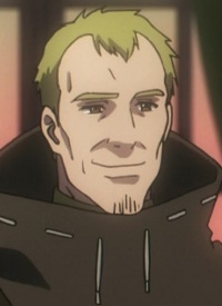 Lockmeier is a character of anime »Overlord II«.