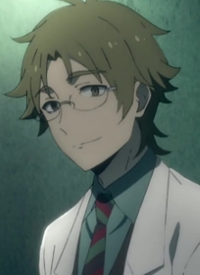 Daniel DICKENS is a character of anime »Satsuriku no Tenshi« and of manga »Satsuriku no Tenshi«.
