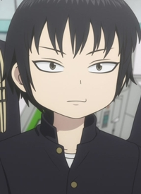 Haruo YAGUCHI is a character of anime »Hi Score Girl« and of manga »Hi Score Girl«.