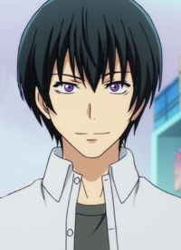 Iori KITAHARA is a character of anime »Grand Blue« and of manga »Grand Blue«.