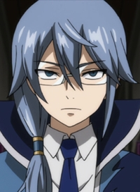 Invel YURA is a character of anime »Gekijouban Fairy Tail: Dragon Cry« and of manga »Fairy Tail«.