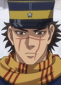 Saichi SUGIMOTO is a character of anime »Golden Kamuy«.