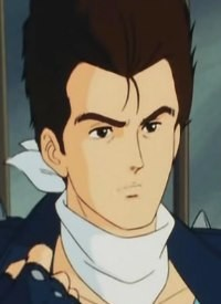Shougo is a character of anime »City Hunter«.
