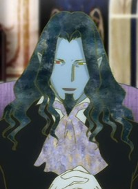 """Count of Monte Cristo"" is a character of anime ""Gankutsuou"" and of manga ""Gankutsuou""."
