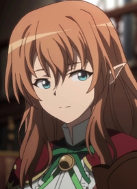 Hanna is a character of anime »Manaria Friends«.