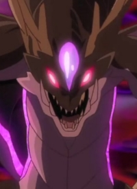 Jabberwock is a character of anime »Grimms Notes: The Animation«.