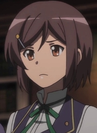 Seito is a character of anime »Manaria Friends«.