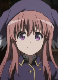 Lou is a character of anime »Manaria Friends«.