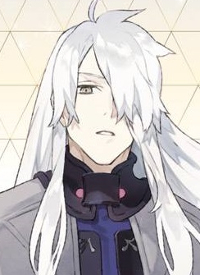 Galahad  [Alter] is a character of manga »Fate/Requiem«.