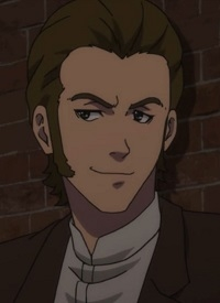 Axel LABOO is a character of anime »Fairy Gone«.