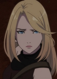 Veronica THORN is a character of anime »Fairy Gone«.