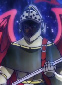 Archangel is a character of anime »Persona 5 the Animation«.
