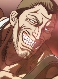 Gouzou MUROBUCHI is a character of anime »Kengan Ashura« and of manga »Kengan Ashura«.