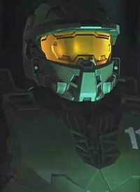 """""""Master Chief"""" is a character of anime """"Halo Legends""""."""
