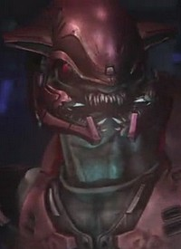 Thel 'VADAM is a character of anime »Halo Legends«.