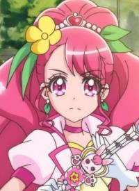 Cure Grace is a character of anime »Healin' Good Precure«.