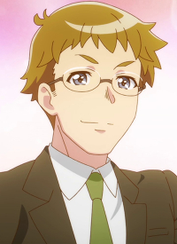 Yume Papa is a character of anime »Mewkledreamy«.