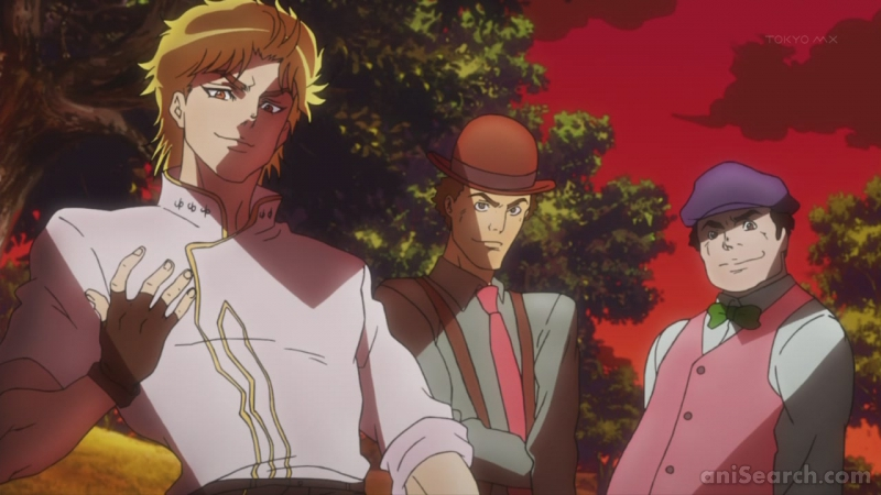 Dio BRANDO (Character) | aniSearch