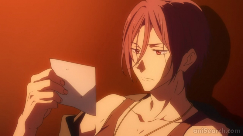 Rin Matsuoka Character Anisearch Rin matsuoka x reader fingers running through his maroon hair, name let her fingertips brush against his scalp, sending a pleasurable tingle down his spine. rin matsuoka character anisearch