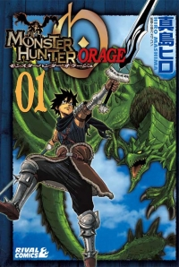 Manga: Monster Hunter: Orage