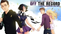 Manga: Anna Blue: Off the Record