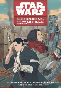 Manga: Star Wars: Guardians of the Whills