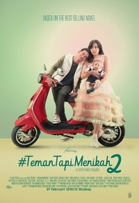 Movie: #TemanTapiMenikah2