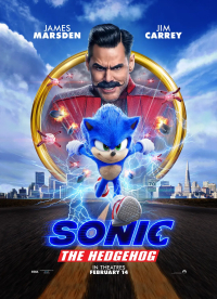 Movie: Sonic the Hedgehog