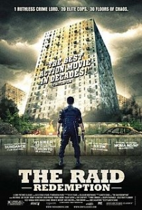 Movie: The Raid: Redemption