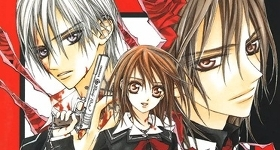 News: Vampire Knight: New Chapter in February